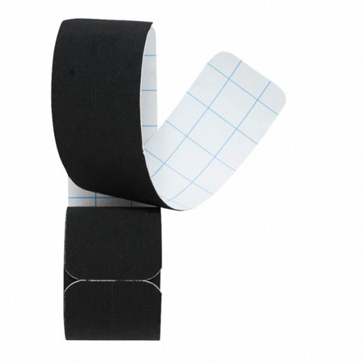 Henza® Pre-cut Kinesiologi I-form SVART-35