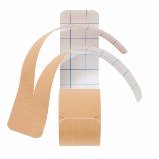 Henza® Pre-cut Kinesiologi Y Form BEIGE-35