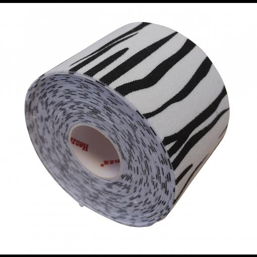 Henza® Kinesiologi Tape - ZEBRA - 5m x 5cm