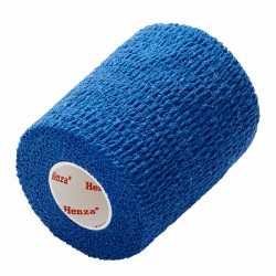Henza® Flexible Sports Bandage - BLÅ - 7,5 cm x 4,5 m