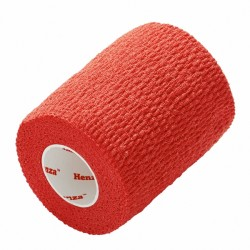 Henza® Flexible Sports Bandage - Röd