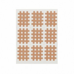 Henza® Crosstejp S BEIGE 180 Plåster-20