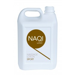NAQI® Massage Lotion Sport 5L