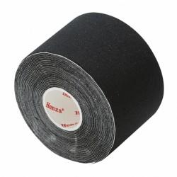 Henza® Kinesiologitejp - SVART - 5m x 5cm